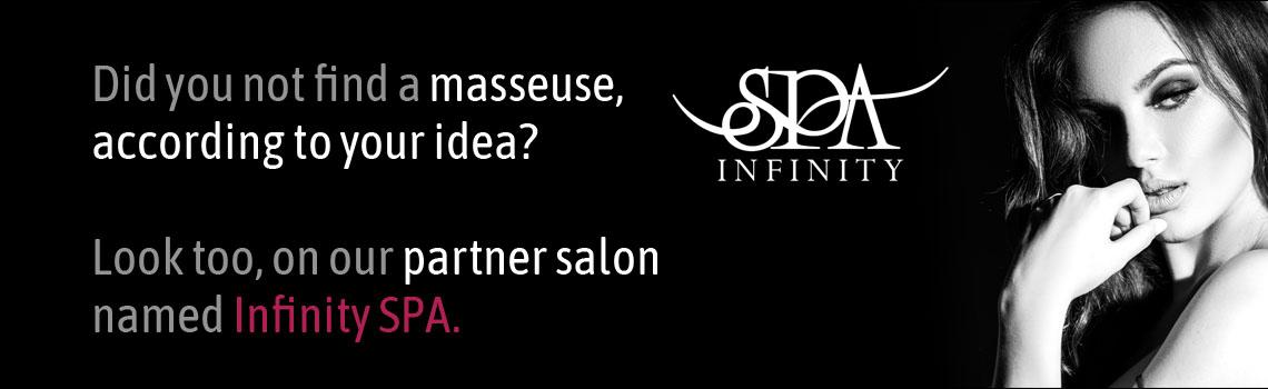 Partner salon - Infinity Spa - erotic massage Prague